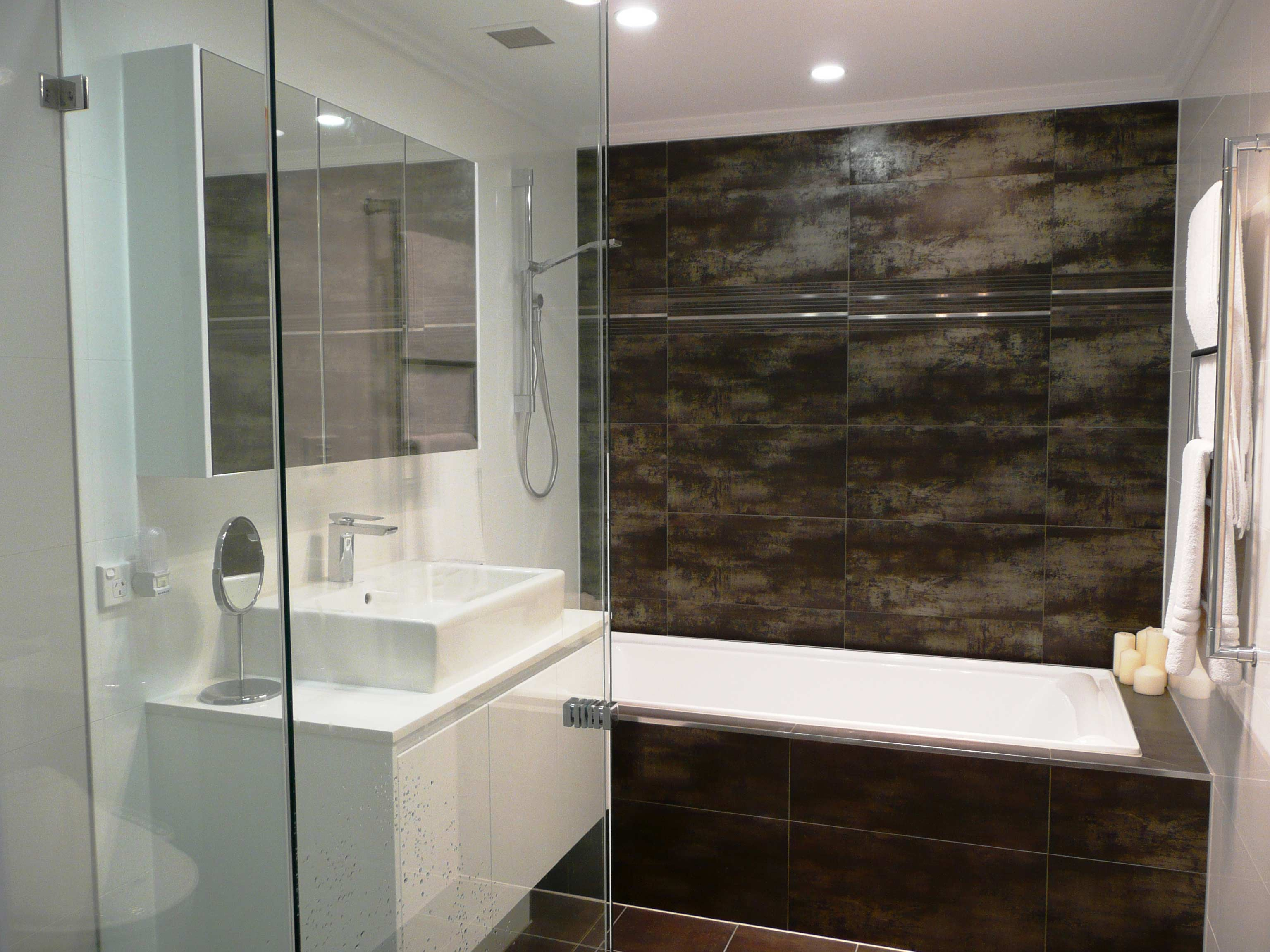 Planning A Bathroom Remodel Consider The Layout First: Small Bathroom Renovations/Designs Sydney, Best Vanities