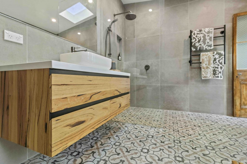 Marrickville Bathroom Renovation